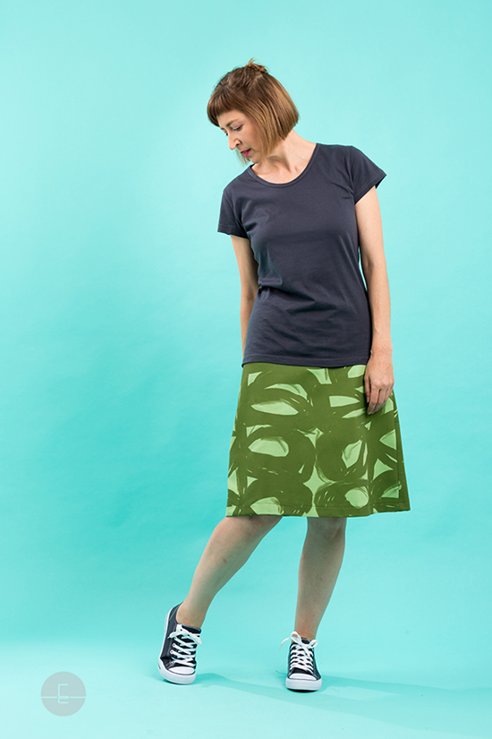 essaye-aline-skirt-short-sedar-leaf