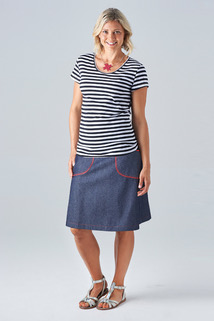 essaye-striped-tte-short
